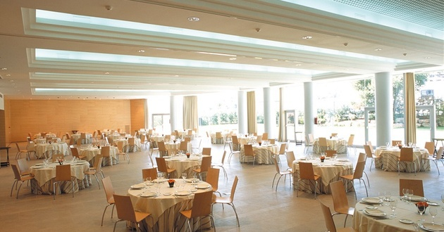 Salon Platino Hôtel HLG CityPark Sant Just