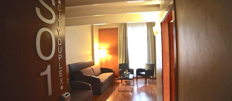 Hôtel HLG CityPark Sant Just